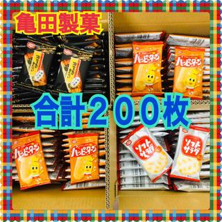 カメダセイカ(亀田製菓)のm-ki様専用(菓子/デザート)