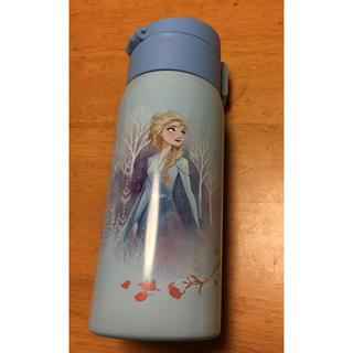 ディズニー(Disney)のディズニー アナと雪の女王2 エルサ保温水筒 上海ディズニー(キャラクターグッズ)