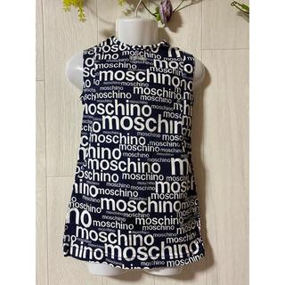 モスキーノ(MOSCHINO)の【MOSCHINO】激レア デニムワンピース♡(ワンピース)