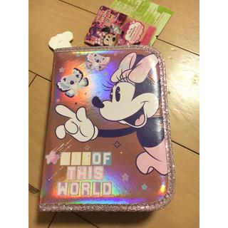 ディズニー(Disney)のディズニー ミニーマウス文房具セット 上海ディズニー ステーショナリー(キャラクターグッズ)