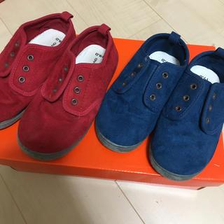 ブリーズ(BREEZE)の靴 スニーカー  17センチ 19センチ ブリーズ キッズ(スニーカー)