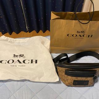 コーチ(COACH)のCOACH コーチ ウエストポーチ カバン バッグ(ウエストポーチ)
