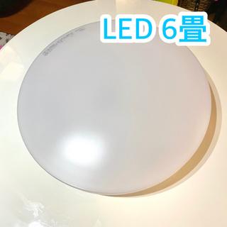 エヌイーシー(NEC)の送料込み NEC LED シーリングライト 天井照明 6畳用(天井照明)