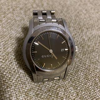 グッチ(Gucci)のグッチ メンズ腕時計 5500XL(腕時計(アナログ))