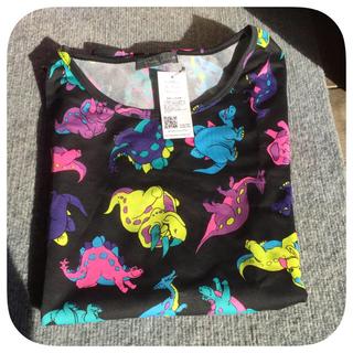 ファンキーフルーツ(FUNKY FRUIT)の恐竜Tシャツ(Tシャツ(半袖/袖なし))