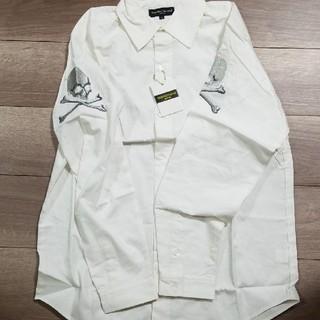 マスターマインドジャパン(mastermind JAPAN)のmastermind Japan 刺繍入りシャツ(シャツ)
