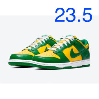 ナイキ(NIKE)のNike Dunk Low SP Brazil 23.5cm(スニーカー)