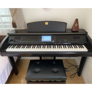 ヤマハ(ヤマハ)のクラビノーバ CVP 407(電子ピアノ)