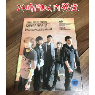 シャイニー(SHINee)のSHINee THE 1ST CONCERT - SHINee WORLD(ミュージック)