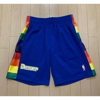ミッチェルアンドネス(MITCHELL & NESS)のmitchell & ness swingman shorts nuggets(ショートパンツ)