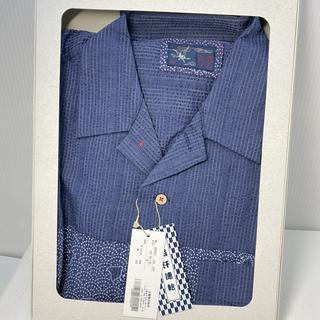 R35170半袖シャツ 浮雲 吸汗速乾サイズM (Tシャツ/カットソー(半袖/袖なし))