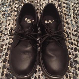 ドクターマーチン(Dr.Martens)のDr.Martensレザー靴☆21cm(ローファー/革靴)