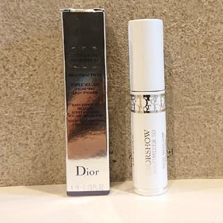 ディオール(Dior)のDior マスカラ用ベース(マスカラ下地/トップコート)