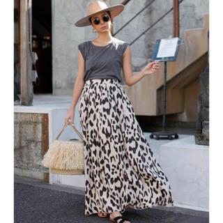 ルームサンマルロクコンテンポラリー(room306 CONTEMPORARY)のroom306 contemporary  レオパードスカート (ロングスカート)