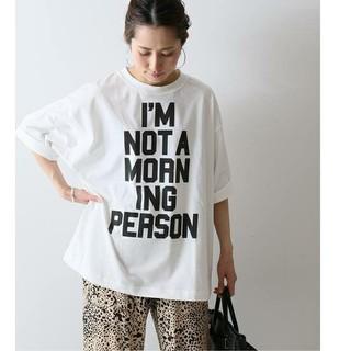 フレームワーク(FRAMeWORK)のFRAMeWORKBIG ロゴT(Tシャツ/カットソー(半袖/袖なし))