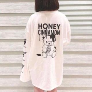 ハニーシナモン(Honey Cinnamon)のシナモンくん シャツ(シャツ)