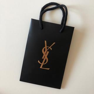 イヴサンローランボーテ(Yves Saint Laurent Beaute)のイヴサンローラン 紙袋(ショップ袋)