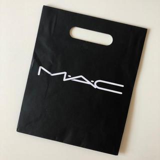 マック(MAC)のMAC 紙袋(ショップ袋)