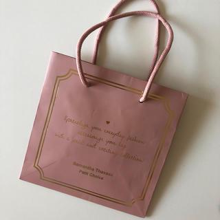 サマンサタバサプチチョイス(Samantha Thavasa Petit Choice)のSamantha Thavasa 紙袋(ショップ袋)