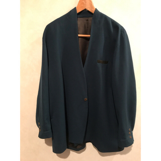 Yohji Yamamoto - ka na ta 10 years jacket & pants グリーン