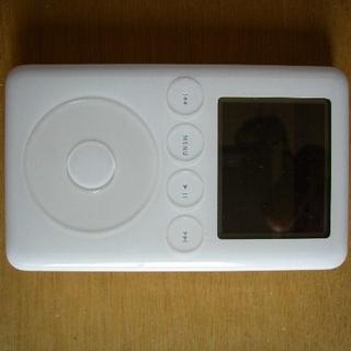 アップル(Apple)のiPod 15G(ポータブルプレーヤー)