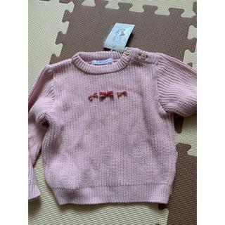 ファミリア(familiar)のファミリア 新品未使用 セーター(ニット/セーター)