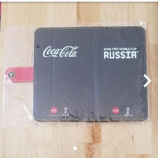 コカコーラ(コカ・コーラ)のコカ・コーラ 手帳型スマホケース(スマホケース)