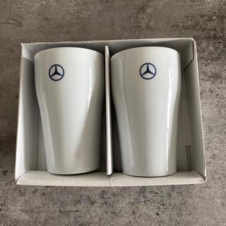 メルセデスベンツ 陶器 カップ 非売品(ノベルティグッズ)