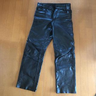 バンソン(VANSON)のバンソン 革パンツ  size29(ライダースジャケット)