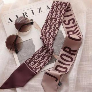 ディオール(Dior)のゆりたろす様専用DIORスカーフ(バンダナ/スカーフ)
