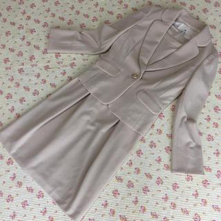 エフデ(ef-de)のエフデ ワンピース セットアップ 9 スカートスーツ 入学入園 DMW(スーツ)