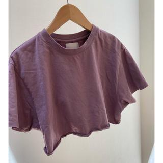 ハレ(HARE)のHARE Tシャツ パープル(Tシャツ/カットソー(半袖/袖なし))