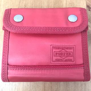 ポーター(PORTER)のポーターPORTER 二つ折り財布 (財布)