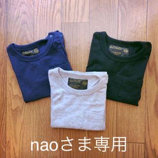 マーキーズ(MARKEY'S)のMARKEY'S ユニクロ 無印 半袖Tシャツ 80 6枚セット(Tシャツ)