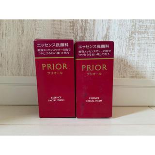 プリオール(PRIOR)のえーたん様専用 プリオール エッセンス洗顔料(洗顔料)