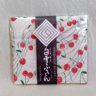 白雪ふきん さくらんぼ(その他)