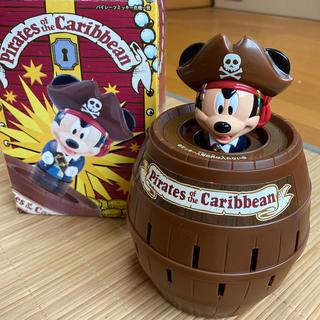 ディズニー(Disney)のミッキー 黒ひげ危機一髪(その他)