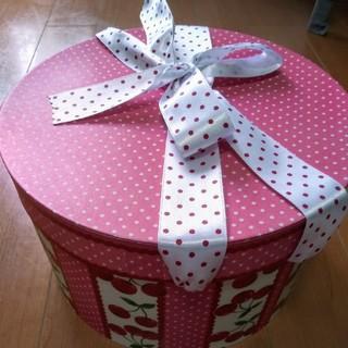Shirley Temple - シャーリーテンプル ノベルティ 帽子箱
