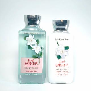 Bath & Body Works - BBW Fresh Gardenia 2点セット