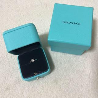 ティファニー(Tiffany & Co.)のティファニー エンゲージリング(リング(指輪))