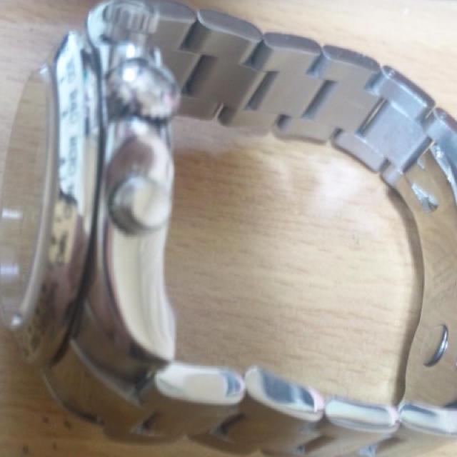 デイトナ ルーレット赤針 レディースのファッション小物(腕時計)の商品写真