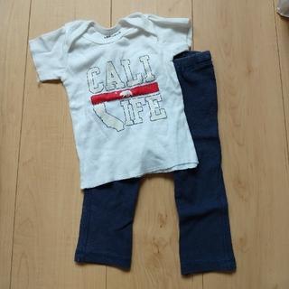 ハッシュアッシュ(HusHush)のTシャツ・パンツセット(その他)
