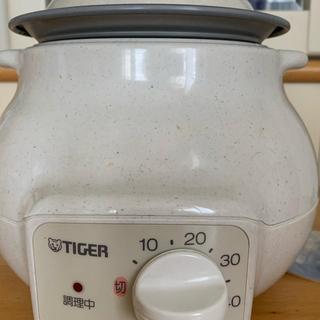 タイガー(TIGER)の電気おかゆ炊飯器(調理機器)