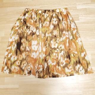 アーバンリサーチ(URBAN RESEARCH)のアーバンリサーチ 花柄ミニスカート(ミニスカート)
