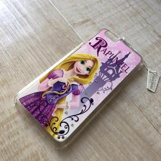 ラプンツェル(ラプンツェル)のラプンツェル iPhone6スマホケース スワロフスキー付き(iPhoneケース)