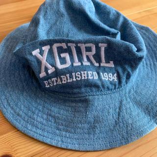エックスガールステージス(X-girl Stages)のエックスガールステージス ハット帽(帽子)