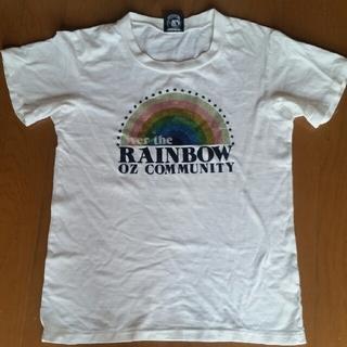 Tシャツ レディース フリーサイズ(Tシャツ(半袖/袖なし))