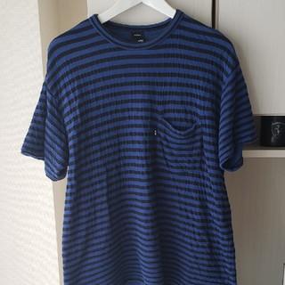 モンタージュ(montage)のmtg. モンタージュ ボーダーTシャツsizeM(Tシャツ/カットソー(半袖/袖なし))