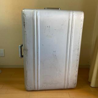 ゼロハリバートン(ZERO HALLIBURTON)のゼロハリバートンアルミスーツケース ラージ(トラベルバッグ/スーツケース)