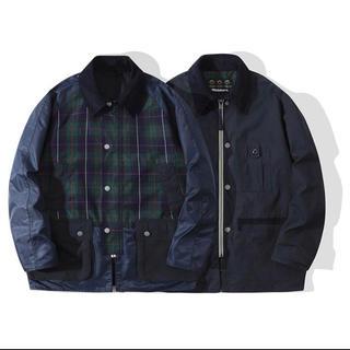 エンジニアードガーメンツ(Engineered Garments)の日本未発売!Stubborn Royal Hunting Coat(カバーオール)